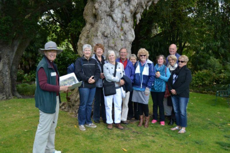 Contact Us - Friends Geelong Botanic Gardens